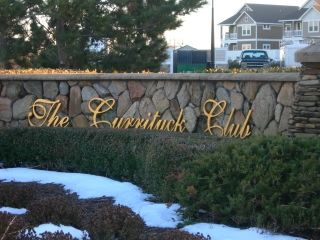 The Currituck Club subdivision sign